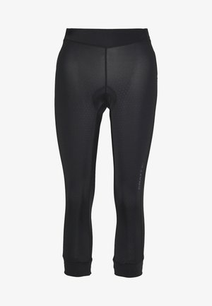 RISE KNICKERS  - Leggings - black