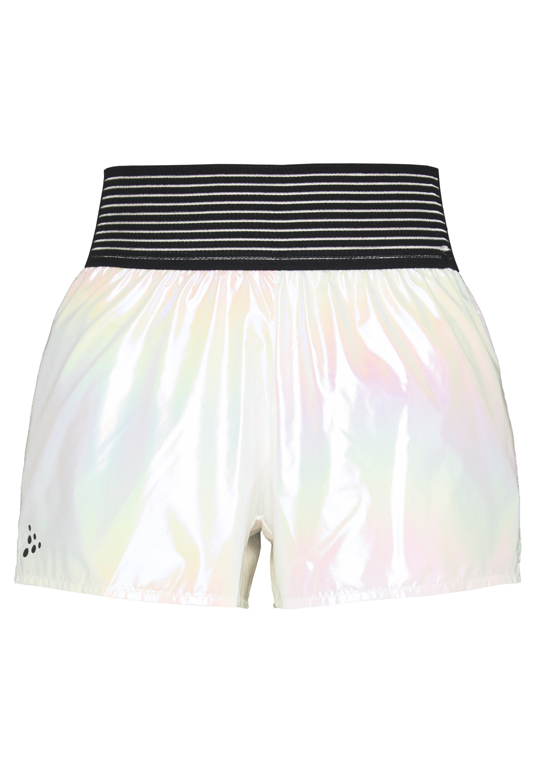 Craft SHINY SPORT SHORTS - Pantaloncini sportivi - silver