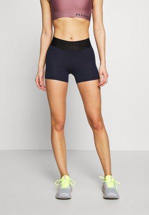CORE ESSENCE HOT PANTS  - Leggings - blue