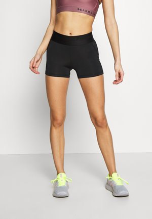 CORE ESSENCE HOT PANTS  - Tights - black