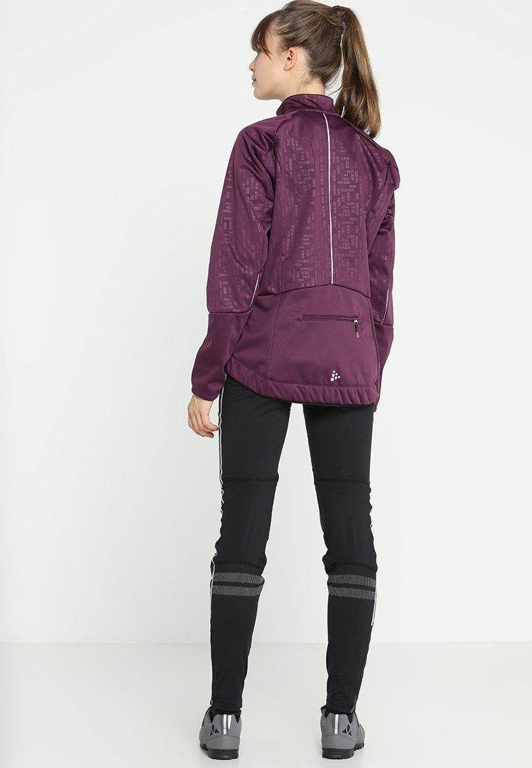 Craft - RIME  - Softshelljacke - purple