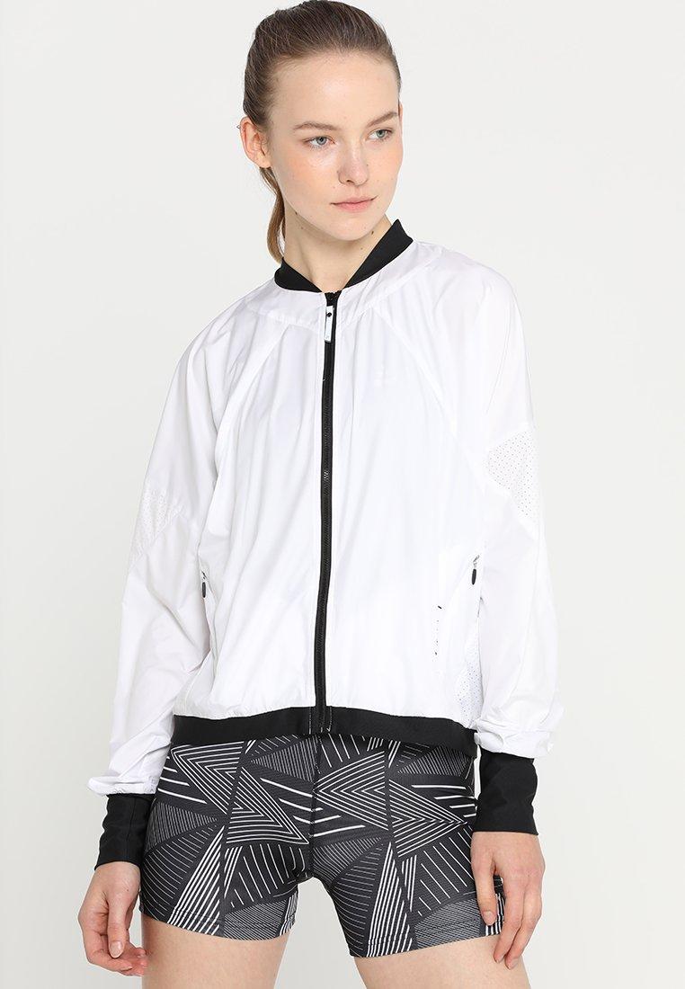 Craft - CHARGE JACKET  - Treningsjakke - white/black