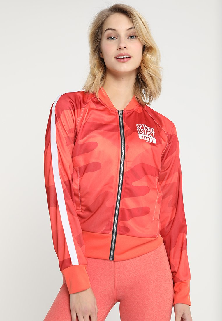 Craft - DISTRICT JACKET  - Chaqueta de entrenamiento - melt-boost