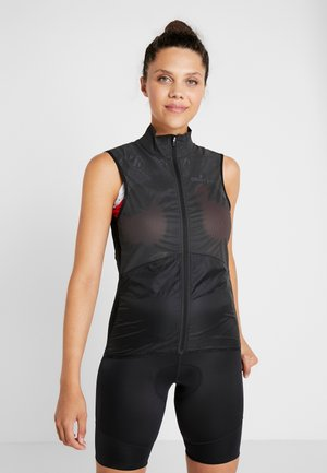 GLOW VEST - Vest - black