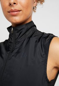 Craft - ESSENCE LIGHT WIND VEST - Smanicato - black - 5