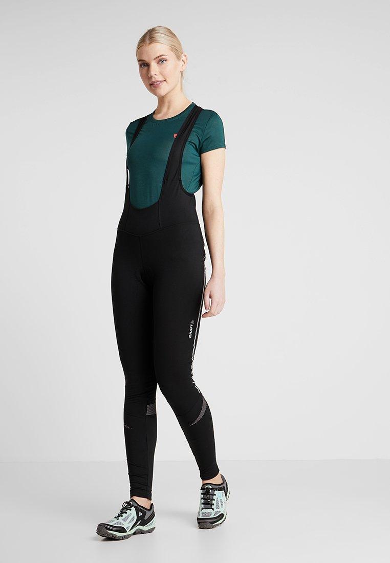 Craft - IDEAL THERMAL - Leggings - black