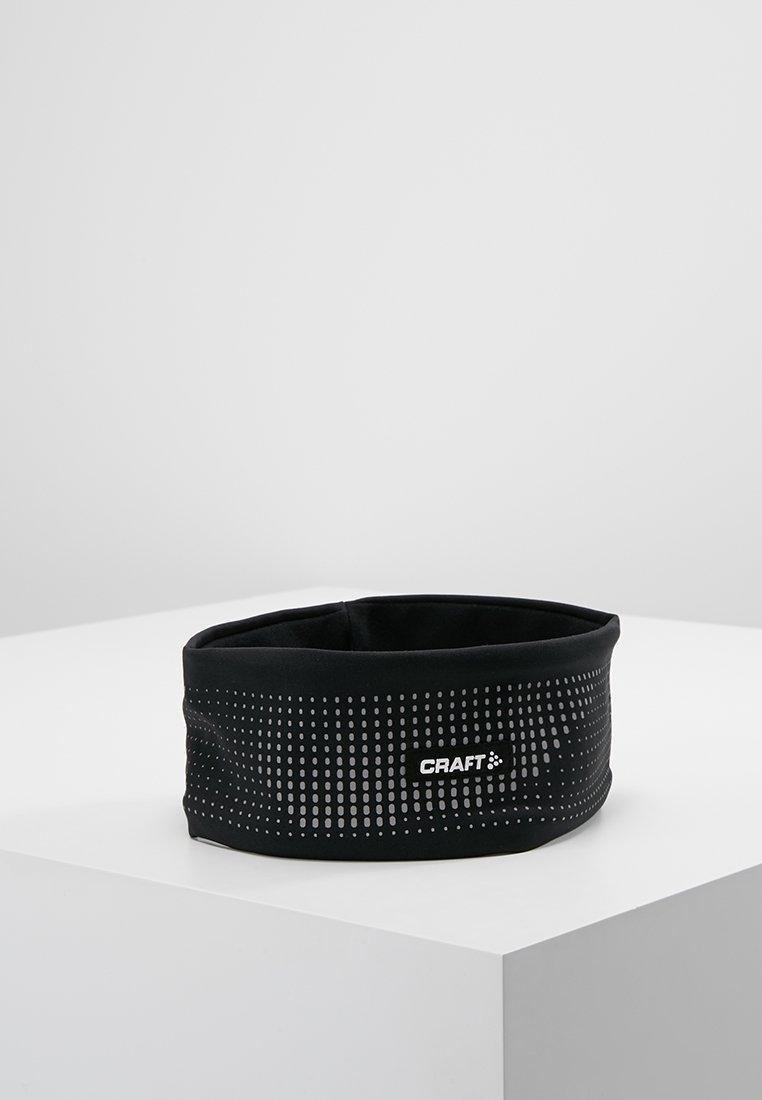 Craft - BRILLIANT - Ørevarmere - black