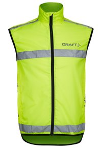 Craft - VISIBILITY VEST - Kamizelka - yellow - 0
