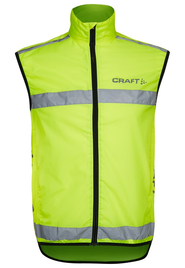 Craft - VISIBILITY VEST - Kamizelka - yellow