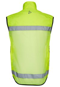 Craft - VISIBILITY VEST - Kamizelka - yellow - 1