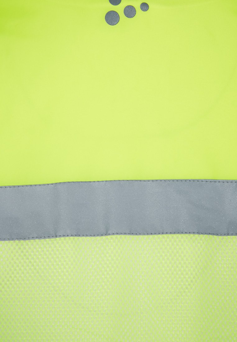 Craft VISIBILITY VEST - Weste yellow