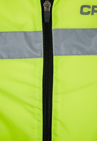 Craft - VISIBILITY VEST - Kamizelka - yellow - 3