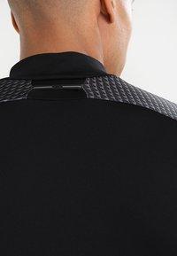 Craft - ROUTE - Langarmshirt - black/white - 7
