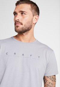 Craft - DEFT 2.0 TEE - T-shirt print - monument - 4