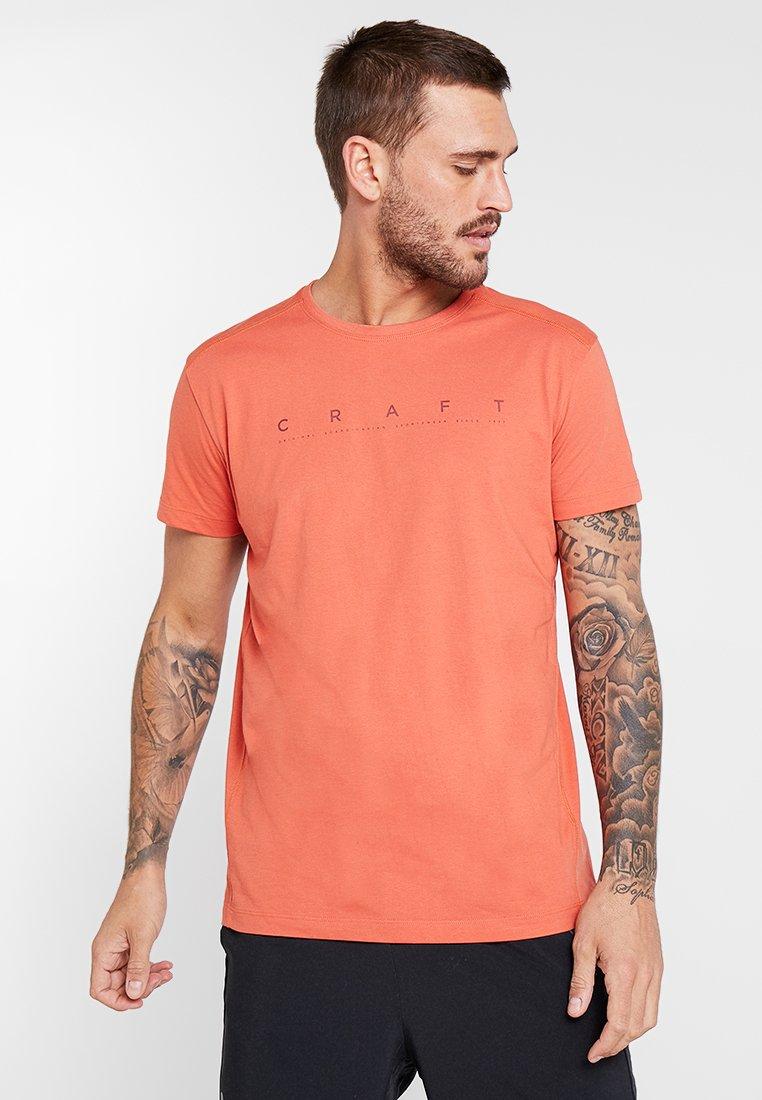 Craft - DEFT 2.0 TEE - T-shirt imprimé - pepper