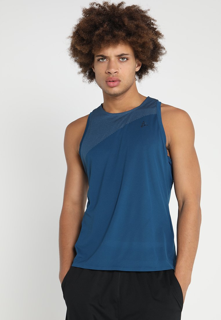 Craft - NANOWEIGHT SINGLET - Top - nox