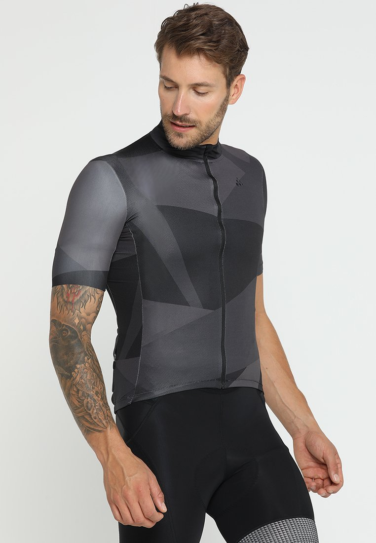 Craft - HALE GRAPHIC  - T-Shirt print - black