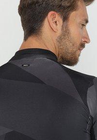 Craft - HALE GRAPHIC  - T-Shirt print - black - 4