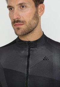 Craft - HALE GRAPHIC  - T-Shirt print - black - 6