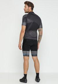 Craft - HALE GRAPHIC  - T-Shirt print - black - 2