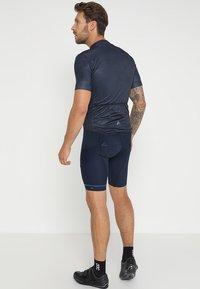 Craft - BOLD GRAPHIC - T-Shirt print - blue - 2