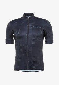 Craft - BOLD GRAPHIC - T-Shirt print - blue - 4