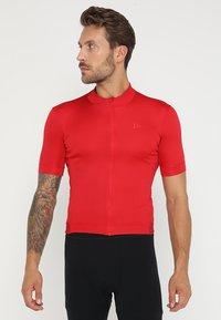 Craft - ESSENCE - T-Shirt print - bright red - 0