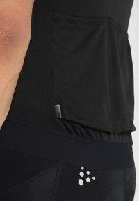 Craft - ESSENCE - T-Shirt print - black - 4