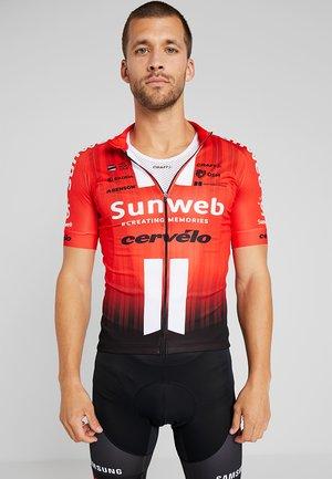 REPLICA - T-Shirt print - red