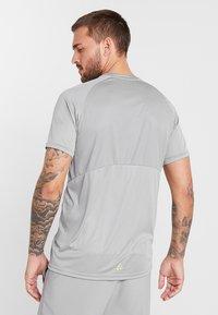 Craft - EAZE TRAIN TEE - T-shirt basique - monument - 2