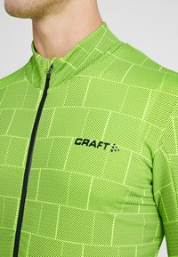 Craft - IDEAL THERMAL - T-shirt à manches longues - yellow - 3