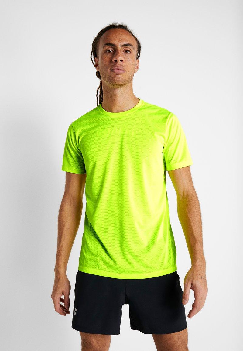 Craft - CORE ESSENCE TEE  - T-Shirt print - flumino