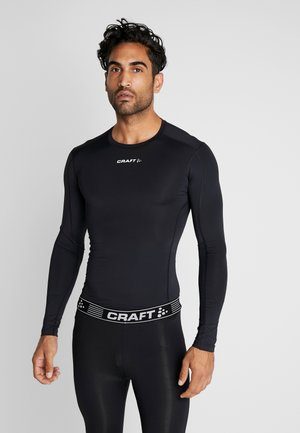 PRO CONTROL COMPRESSION - Funktionsshirt - black