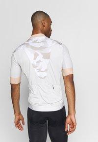 Craft - GRAPHIC TRAINING - T-Shirt print - ash multi - 2
