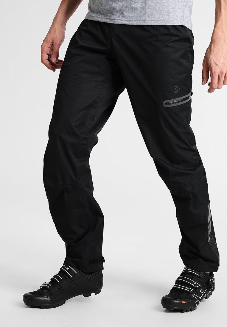 Craft - RIDE - Stoffhose - black