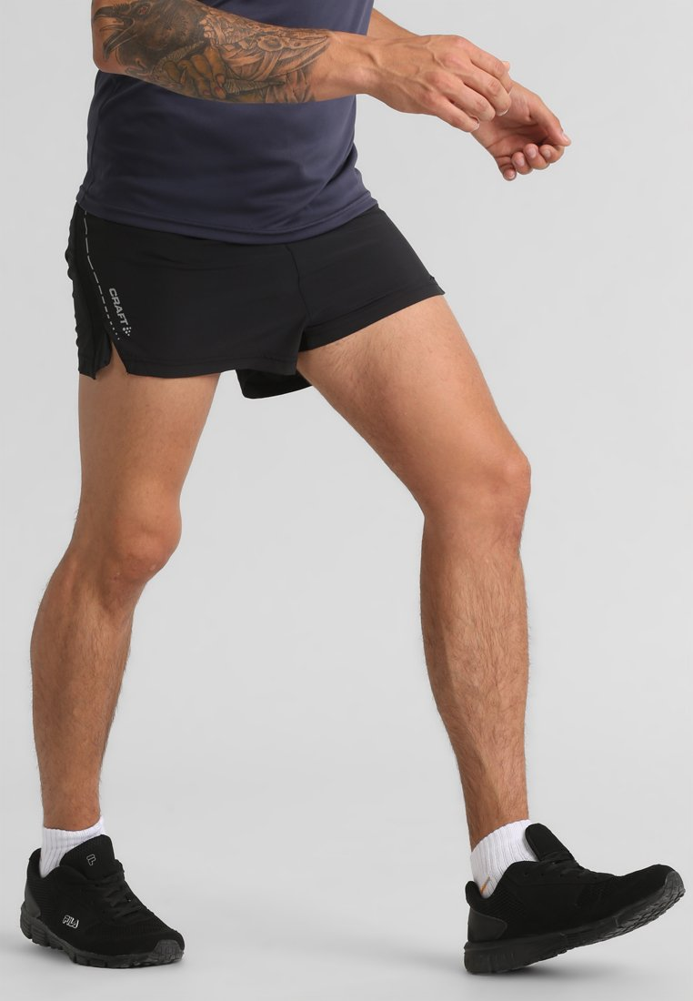 Craft - ESSENTIAL - kurze Sporthose - black