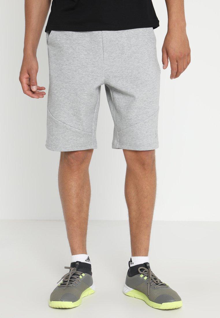 Craft - DISTRICT SHORTS - Pantalón corto de deporte - grey melange