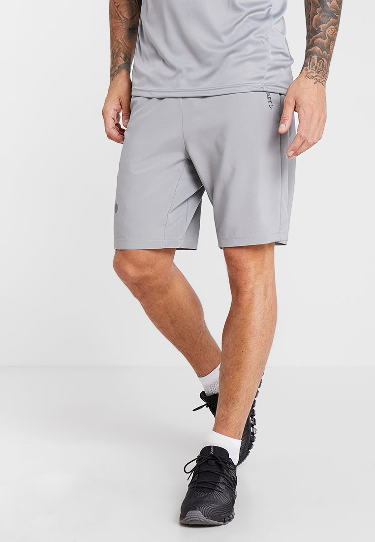 Craft - DEFT COMFORT SHORTS - Pantalón corto de deporte - monument black