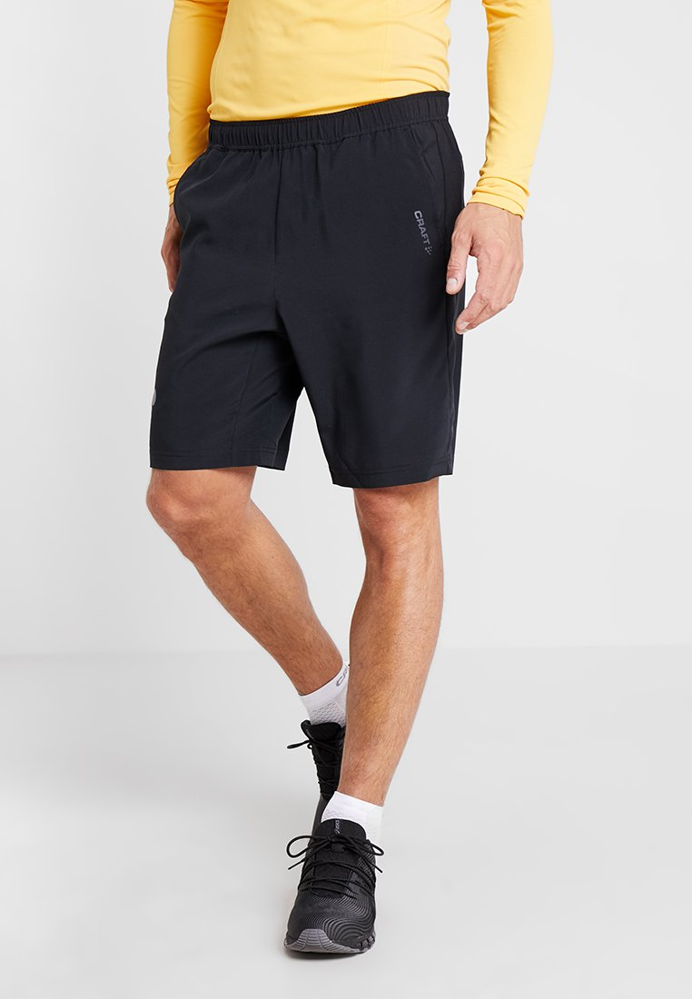 Craft - DEFT COMFORT SHORTS - Urheilushortsit - black