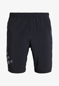 Craft - DEFT COMFORT SHORTS - Urheilushortsit - black - 4