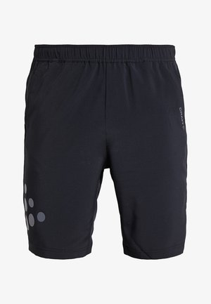 DEFT COMFORT SHORTS - Sportovní kraťasy - black