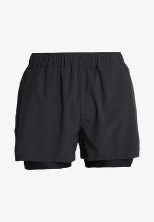 ADV ESSENCE STRETCH SHORTS - Sports shorts - black