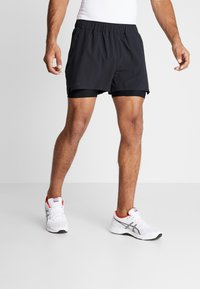 Craft - ADV ESSENCE STRETCH SHORTS - kurze Sporthose - black - 0