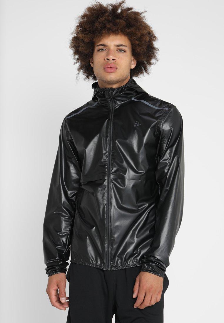 Craft - NANOWEIGHT HOOD - Sportovní bunda - black