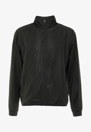 EAZE WIND - Treningsjakke - black