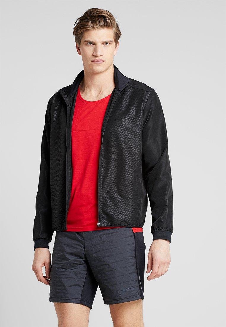 Craft - EAZE WIND - Training jacket - black