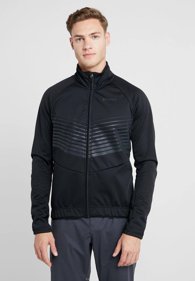 Craft - IDEAL - Softshellová bunda - black