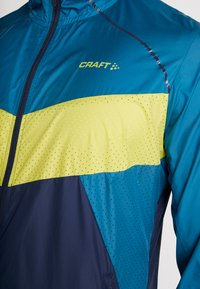 Craft - CHARGE LIGHT JACKET  - Laufjacke - universe blaze - 5