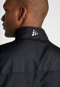 Craft - RUSH - Training jacket - black - 6