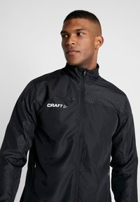 Craft - RUSH - Training jacket - black - 3